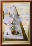 Apparition du visage de l&#39;Aphrodite Posters par Salvador Dal&#237;