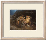 Nativity Lmina por Jon McNaughton
