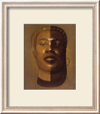 African Mask, no. 29 Posters by Laurie Cooper