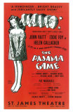 Pajama Game, Masterprint, 1954 Broadway Show