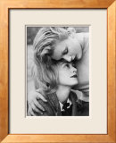 Nush et Sonia Mosse Print by Man Ray 