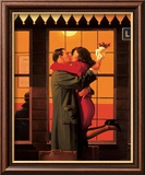 Back Where You Belong Kunstdruck von Jack Vettriano