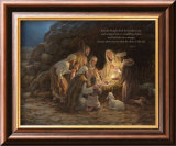 Nativity Lminas por Jon McNaughton