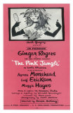 The Pink Jungle Prints