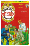 Scientific Detective Monthly Posters
