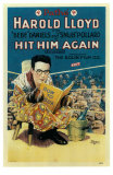 Hit Him Again Print