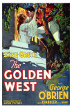 The Golden West Posters