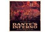 Dante's Inferno Posters
