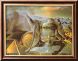 Enigma Without End Poster by Salvador Dalí