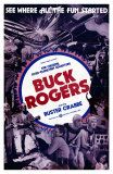Buck Rogers Posters