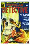 Popular Detective Posters