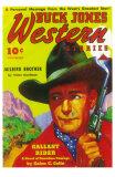 Buck Jones Western Prints