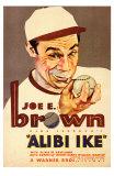 Alibi Ike Posters