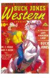 Buck Jones Western Posters