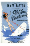 The Girl From Nantucket Posters