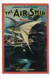 The Air Ship Poster