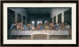 The Last Supper Poster by Leonardo da Vinci