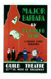 Major Barbara Posters