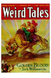 Weird Tales Posters