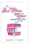 Anyone Can Whistle Posters