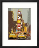 Times Square Posters by Rod Neer