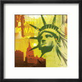 New York III Prints by Gery Luger