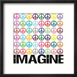 Imagine Posters par Louise Carey