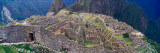 View of an Archaeological Site, Inca Ruins, Machu Picchu, Cusco Region, Peru Photographic Print by  Panoramic Images
