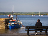 Youghal Fishing Harbour, Youghal, County Cork, Ireland Photographic Print