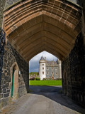 Killyleagh Castle, Co Down, Ireland Photographic Print