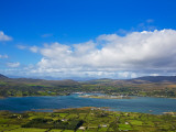 Castletownbere, from Bear Island, Beara Peninsula, County Cork, Ireland Photographic Print