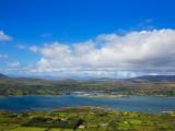 Castletownbere, from Bear Island, Beara Peninsula, County Cork, Ireland Photographic Print