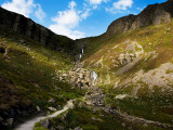 Mahon Falls, Comeragh Mountains, County Waterford, Ireland Photographic Print