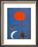 Entwurf fur eine Tapisserie Print by Joan Miró
