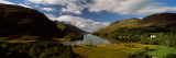 Monument at Lakeside, Glenfinnan Monument, Loch Shiel, Fort William, Highlands Region, Scotland Photographic Print by  Panoramic Images