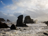 Ballydowane Beach, Copper Coast, County Waterford, Ireland Photographic Print