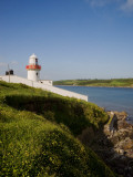 """Youghal Lighthouse, Featured in John Huston's 1954 Film """"Moby Dick"""", County Cork, Ireland Photographic Print"""
