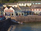Strand Inn and Cove, Dunmore East, County Waterford, Ireland Photographic Print