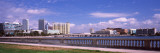 City at the Waterfront, Hillsborough Bay, Tampa, Hillsborough County, Florida, USA Photographic Print by  Panoramic Images