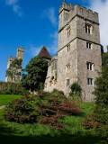Castle and Jacobean Garden, Lismore Castle, County Waterford, Ireland Photographic Print