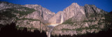 Lunar Rainbow over the Upper and Lower Yosemite Falls, Yosemite National Park, California, USA Photographic Print by  Panoramic Images