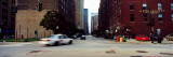 Buildings in a City, the Loop, Chicago, Illinois, USA Photographic Print by  Panoramic Images