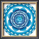 Water Spiral Art by Jozef Smit