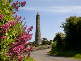 12th Century Round Tower, Ardmore, County Waterford, Ireland Photographic Print