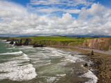 Ballydowane Cove on the Copper Coast, County Waterford, Ireland Photographic Print