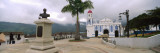 Simon Bolivar Statue, Plaza De Armas, Andes, Merida, Merida State, Venezuela Photographic Print by  Panoramic Images
