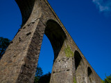 Disused Railway Viaduct, Kilmacthomas, County Waterford, Ireland Photographic Print