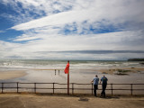 Promenade and Beach, Tramore, County Waterford, Ireland Photographic Print