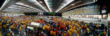 Traders in a Stock Market, Chicago Mercantile Exchange, Chicago, Illinois, USA Reprodukcja zdjęcia autor Panoramic Images