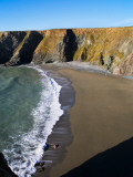 Cove Near Bunmahon, the Copper Coast, County Waterford, Ireland Photographic Print